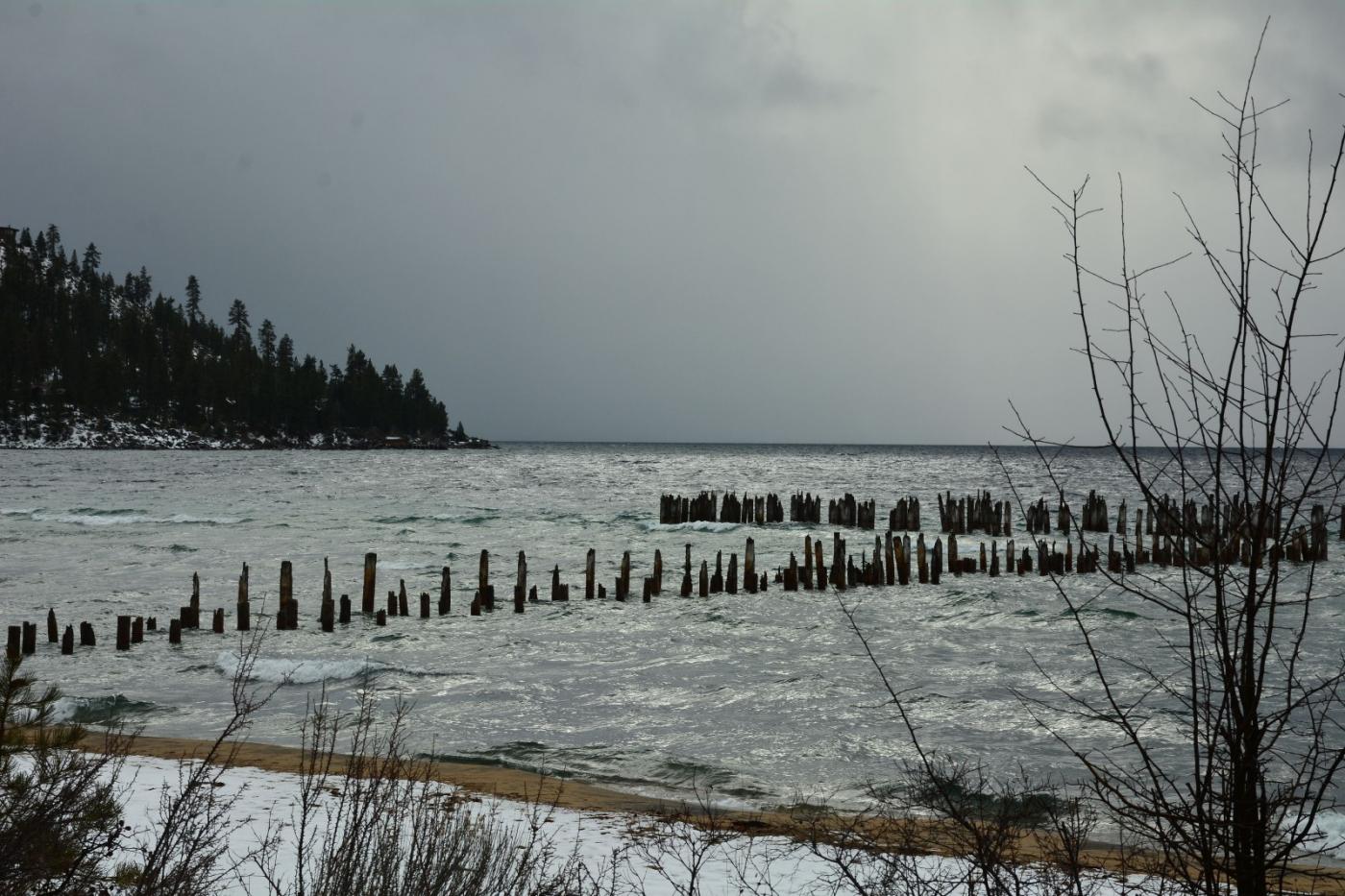 塔霍湖的冬天(二)_图1-12
