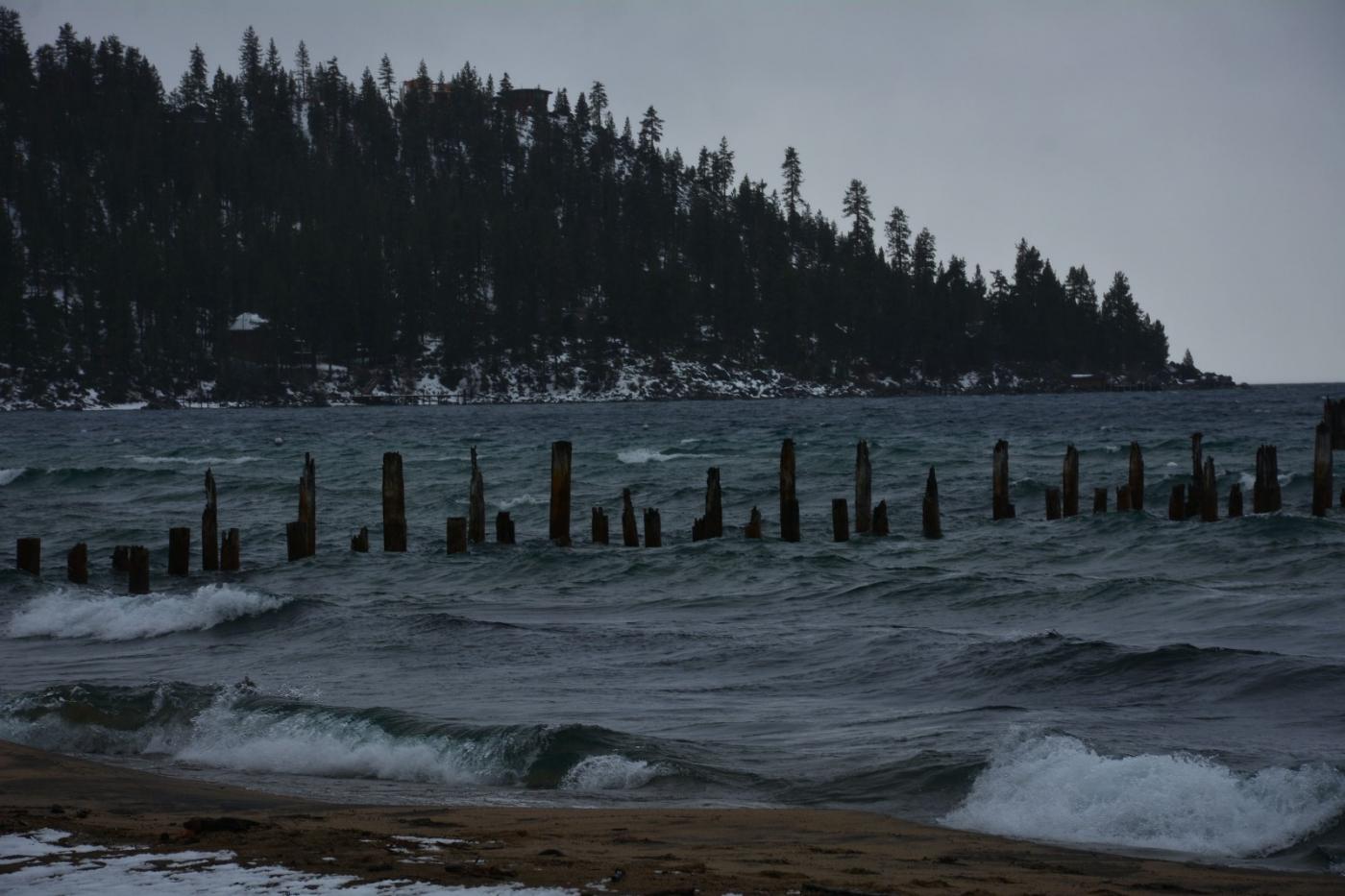塔霍湖的冬天(二)_图1-14