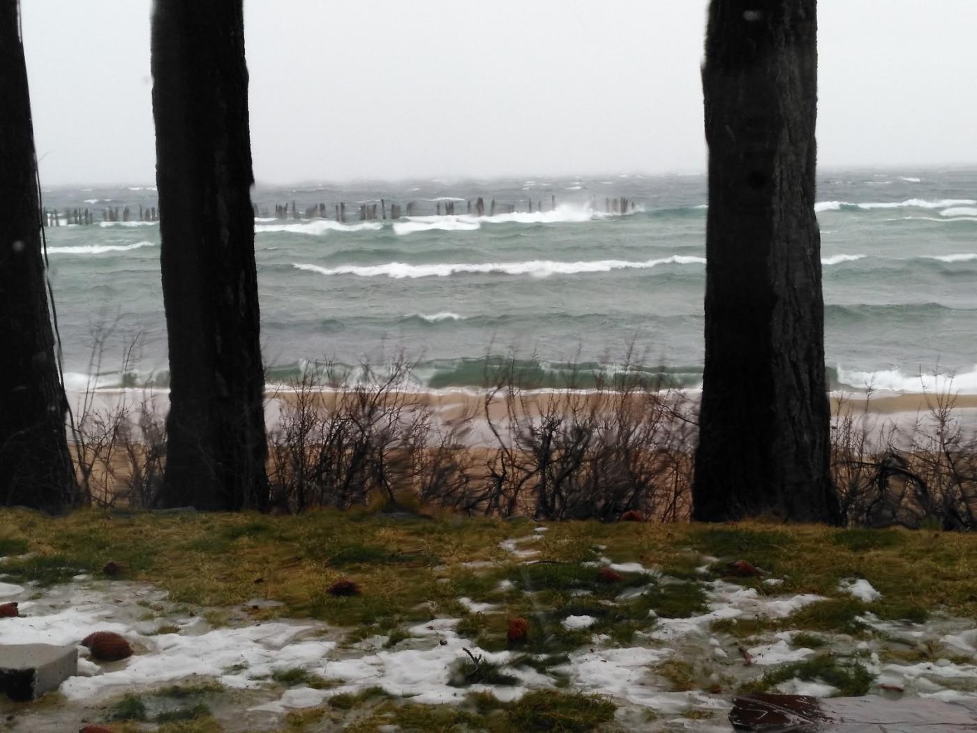 塔霍湖的冬天(二)_图1-30