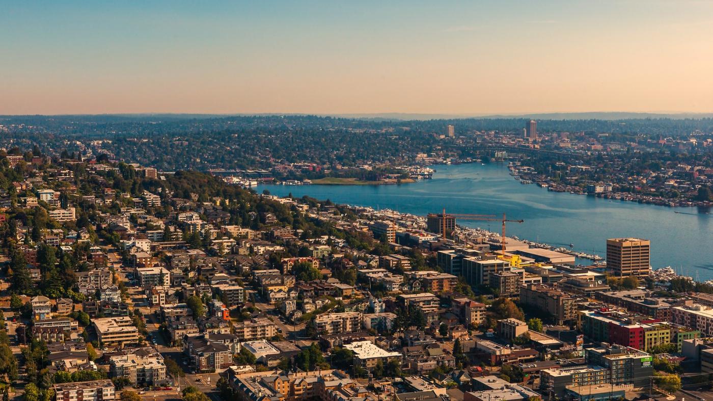 美国西雅图,翡翠之城_图1-8