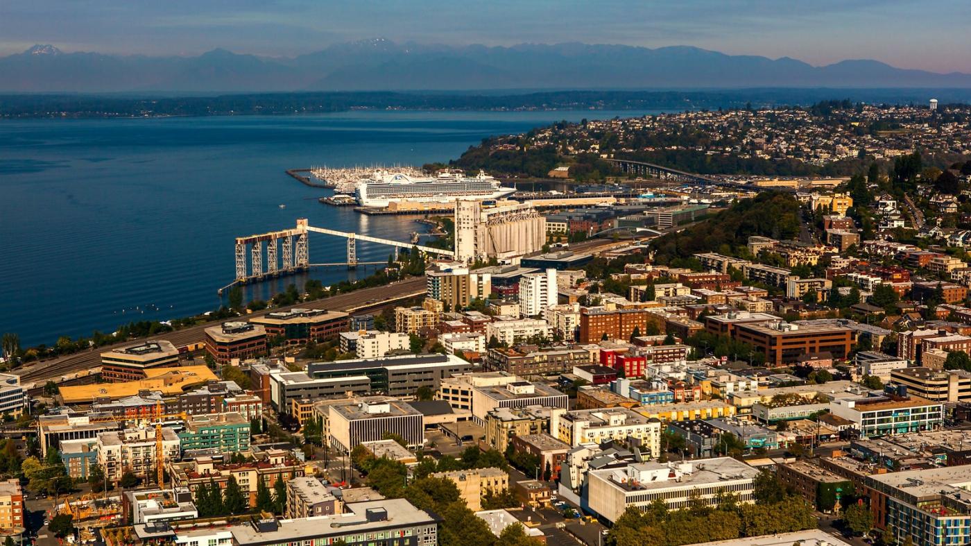 美国西雅图,翡翠之城_图1-9