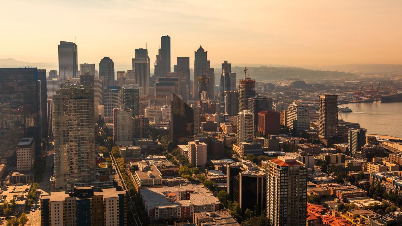 美国西雅图,翡翠之城_图1-6
