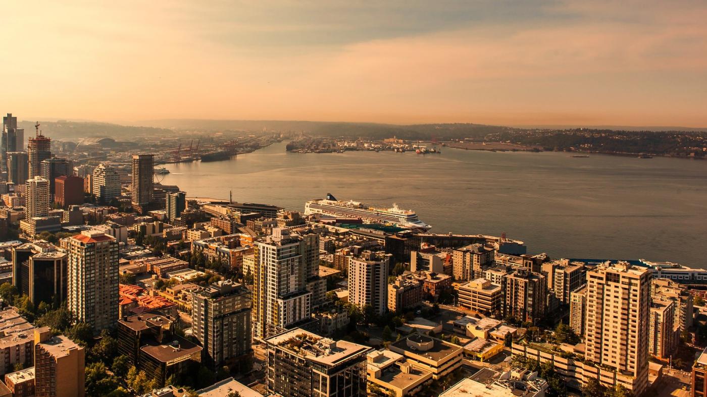 美国西雅图,翡翠之城_图1-4