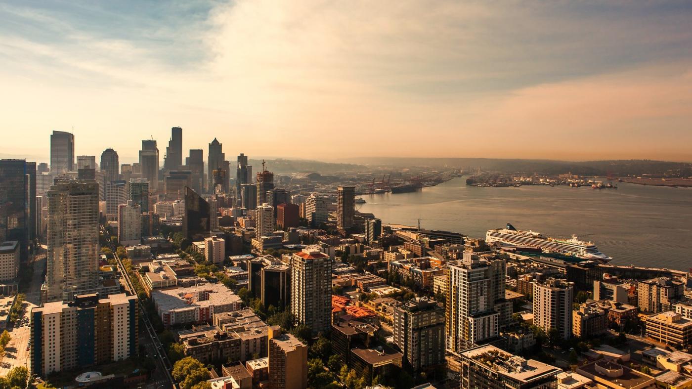 美国西雅图,翡翠之城_图1-1
