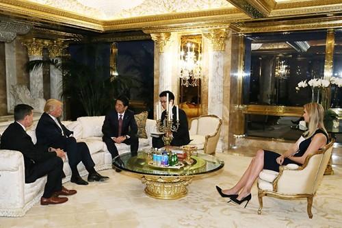 伊万卡确有美国首位女总统潜力_图1-2