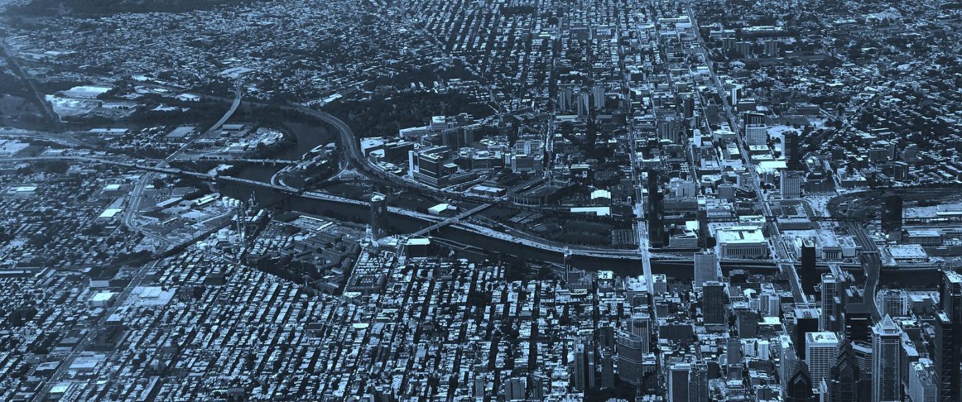 鸟瞰费城,很难得_图1-7