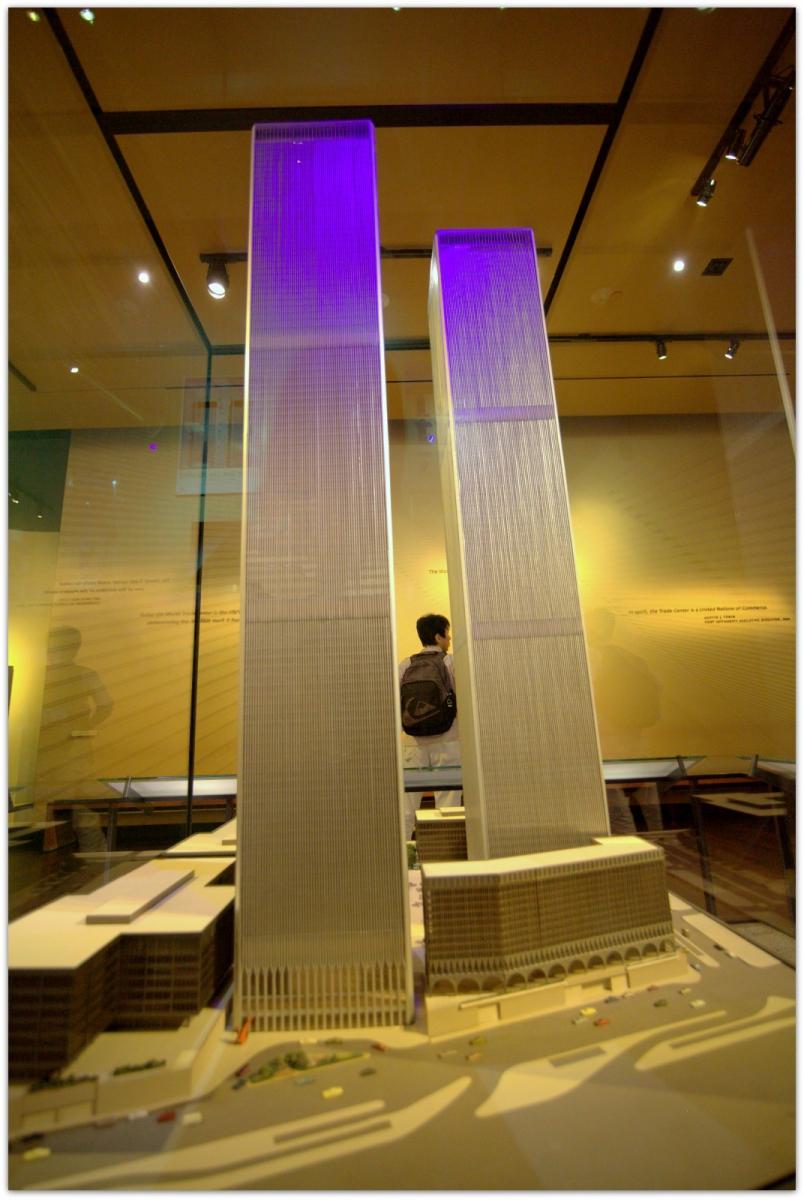 【爱摄影】911 纪念博物馆_图1-7