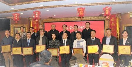高娓娓:北京重庆企业商会迎春团拜会隆重举行_图1-8