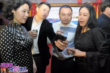 高娓娓:北京重庆企业商会迎春团拜会隆重举行_图1-34