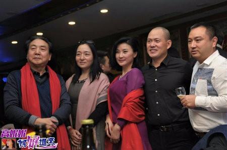 高娓娓:北京重庆企业商会迎春团拜会隆重举行_图1-37