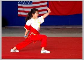纽约国际武术锦标赛