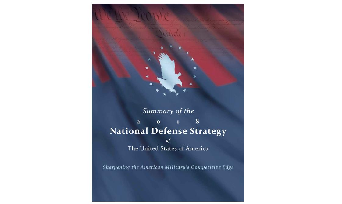 """美国防部认定中国为头号""""敌对国家""""_图1-1"""