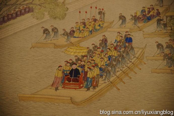乾隆皇帝南巡 书赐慈云寺_图1-3