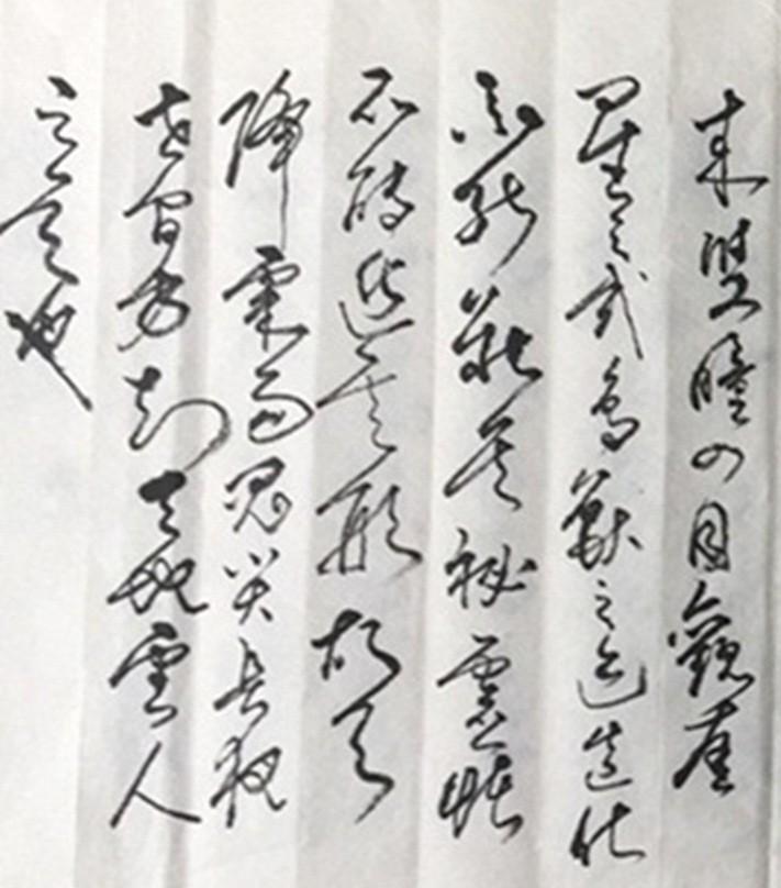 著名书法艺术家石维加草书艺术欣赏_图1-1