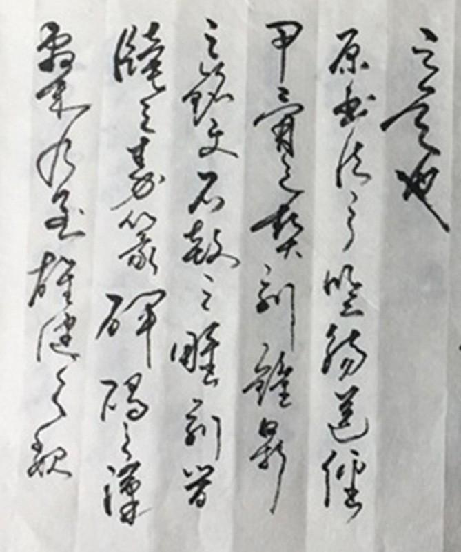 著名书法艺术家石维加草书艺术欣赏_图1-2