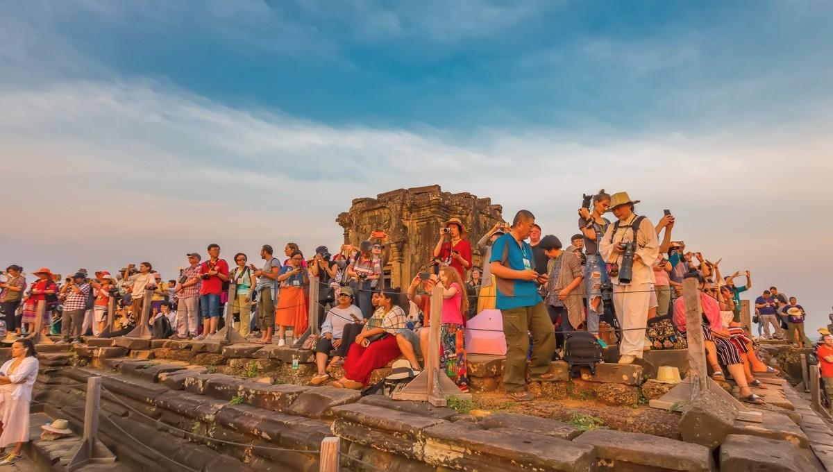难道这就是世界上最美也是最挤的夕阳 行摄柬埔寨见闻_图1-13