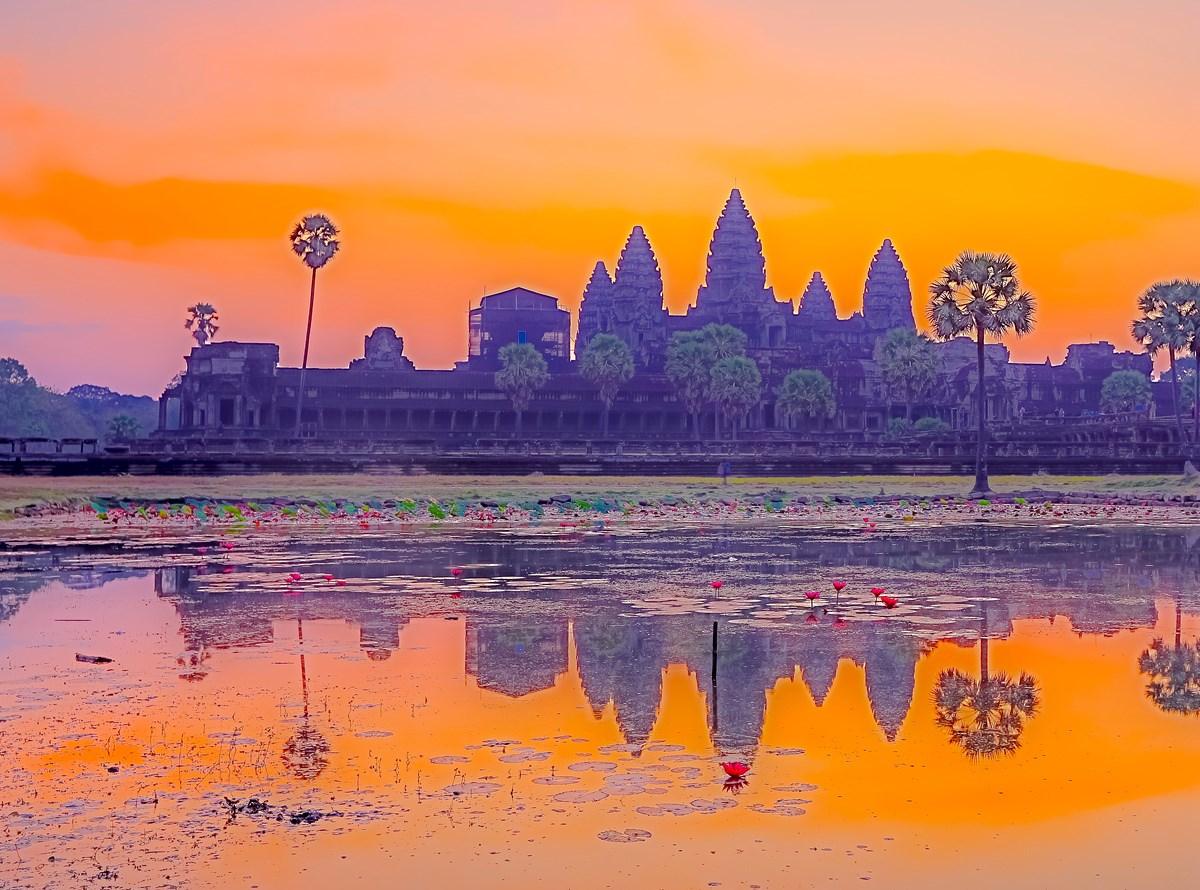 拍着拍着我怎么就哭了 发生在佛教圣地的真实故事 真正了解柬埔寨 ... ..._图1-2