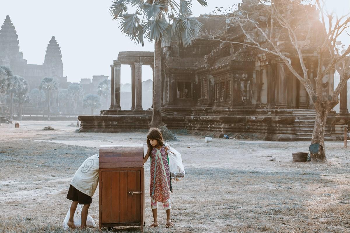 拍着拍着我怎么就哭了 发生在佛教圣地的真实故事 真正了解柬埔寨 ... ..._图1-6