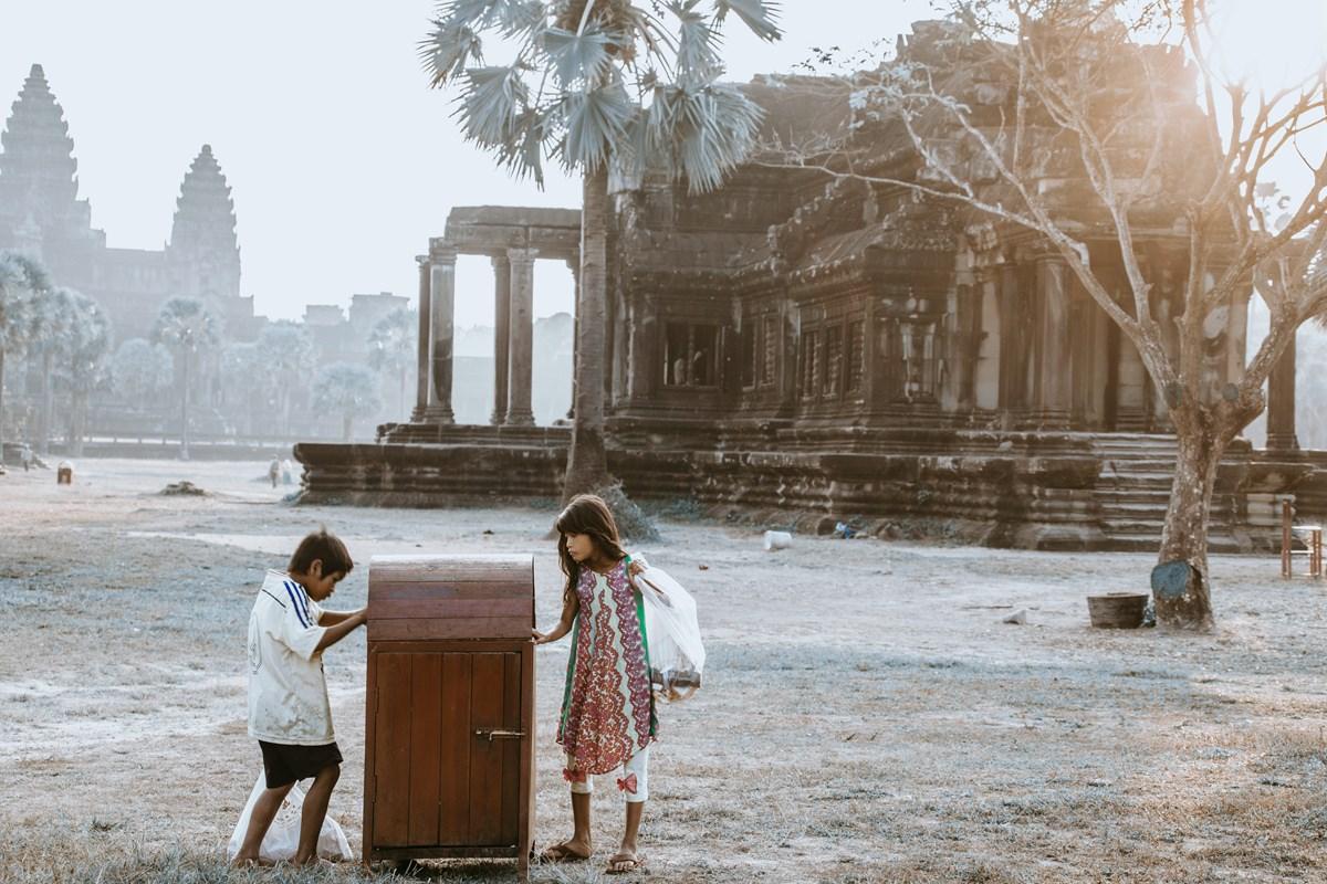 拍着拍着我怎么就哭了 发生在佛教圣地的真实故事 真正了解柬埔寨 ... ..._图1-7