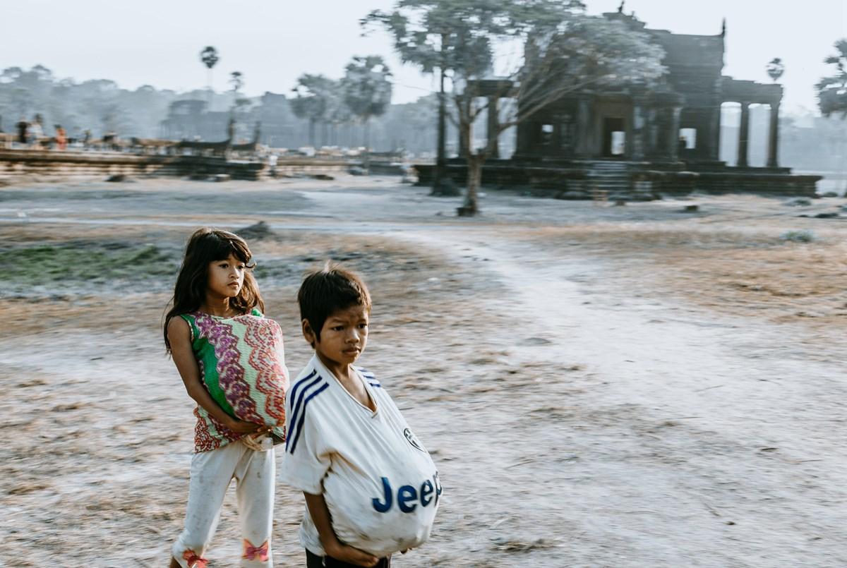 拍着拍着我怎么就哭了 发生在佛教圣地的真实故事 真正了解柬埔寨 ... ..._图1-23
