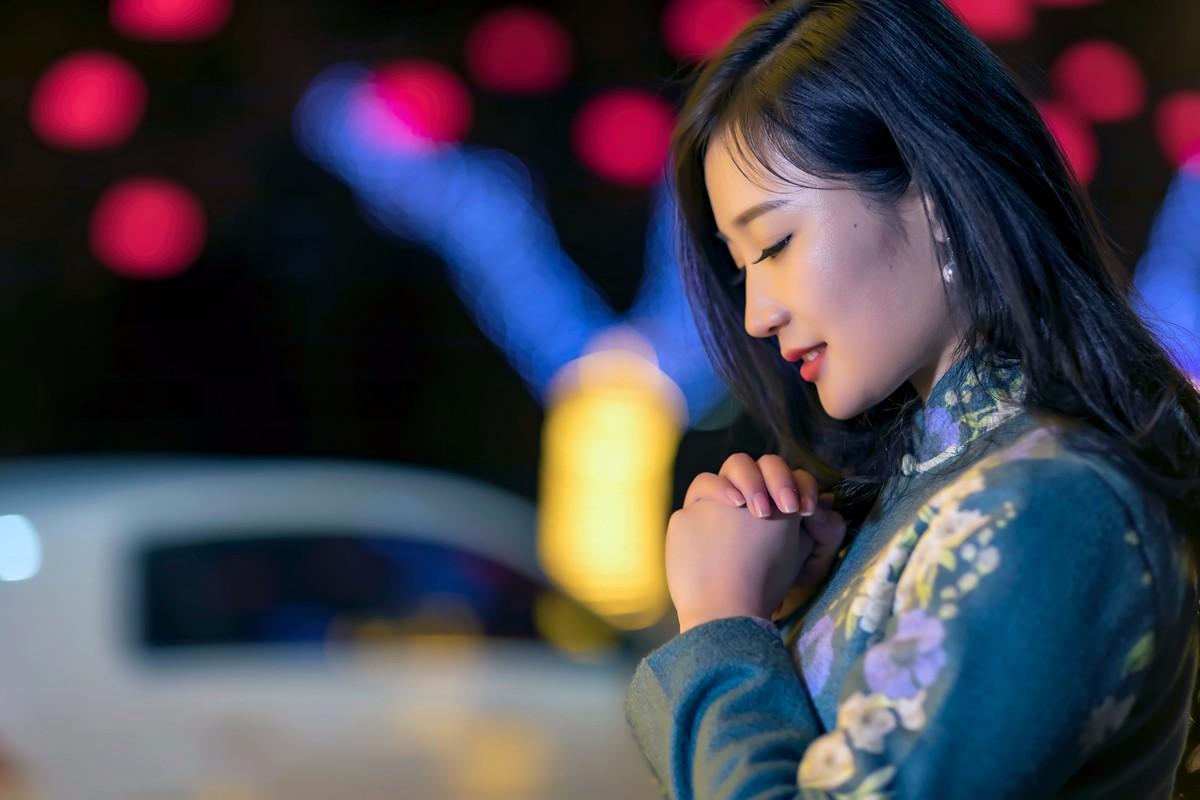 在临沂最美的街头遇见穿旗袍的女孩 传说中美丽冻人的故事开始了 ..._图1-7