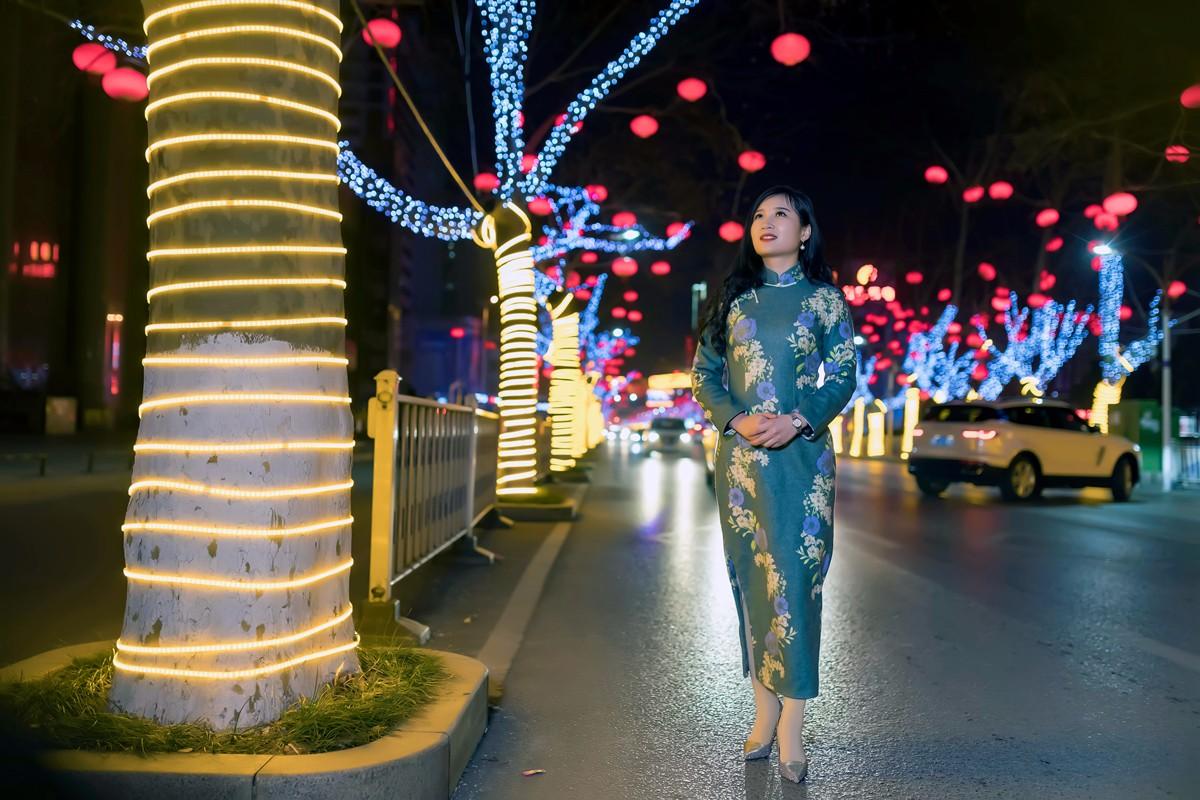 在临沂最美的街头遇见穿旗袍的女孩 传说中美丽冻人的故事开始了 ..._图1-8