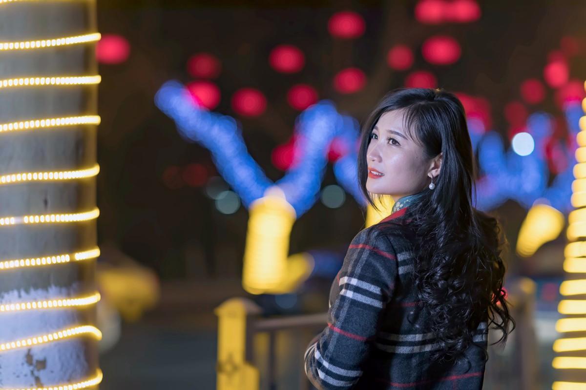 在临沂最美的街头遇见穿旗袍的女孩 传说中美丽冻人的故事开始了 ..._图1-9