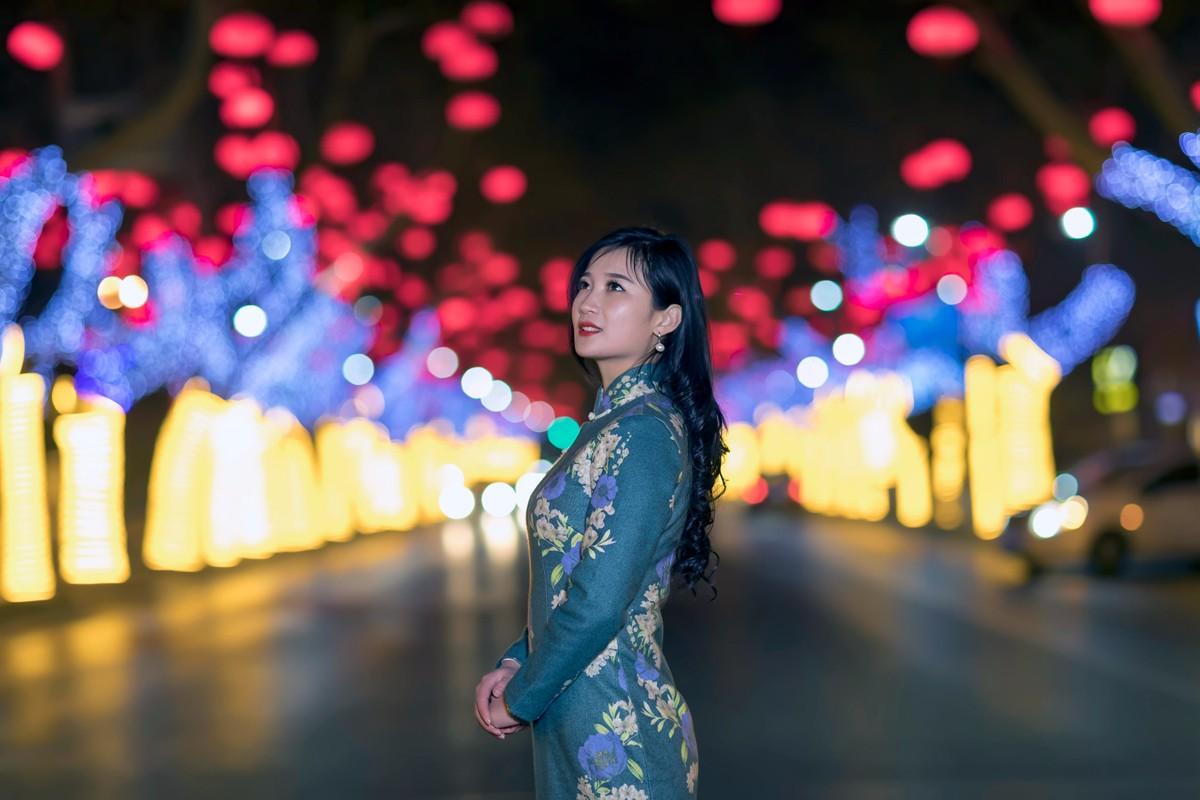 在临沂最美的街头遇见穿旗袍的女孩 传说中美丽冻人的故事开始了 ..._图1-11