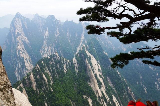 陕西华山与西岳庙_图1-4
