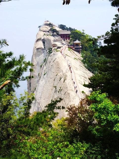 陕西华山与西岳庙_图1-10