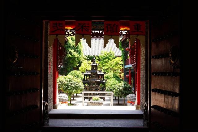 陕西华山与西岳庙_图1-11