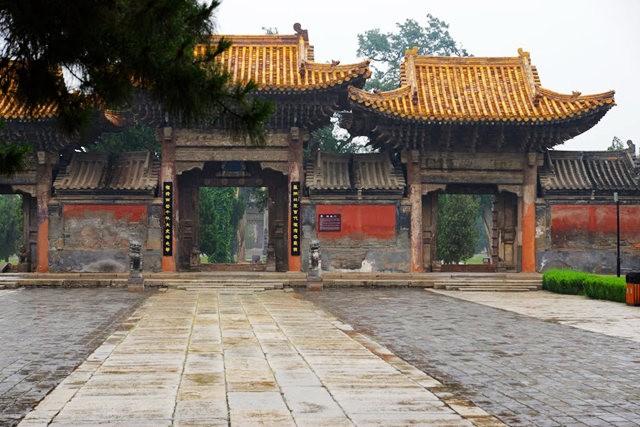 陕西华山与西岳庙_图1-16
