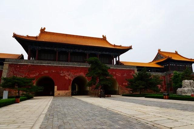 陕西华山与西岳庙_图1-23