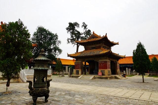 陕西华山与西岳庙_图1-24