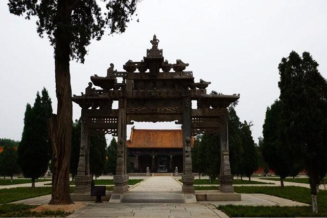 陕西华山与西岳庙_图1-27