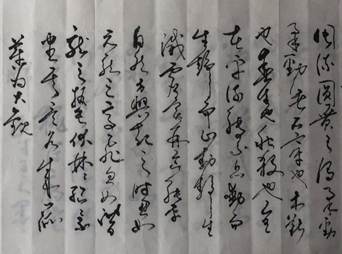 艺术家石维加草书书法_图1-3