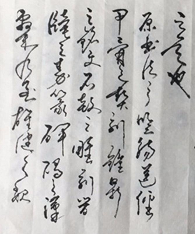 艺术家石维加草书书法_图1-4