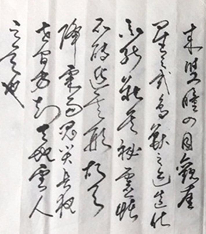 艺术家石维加草书书法_图1-5