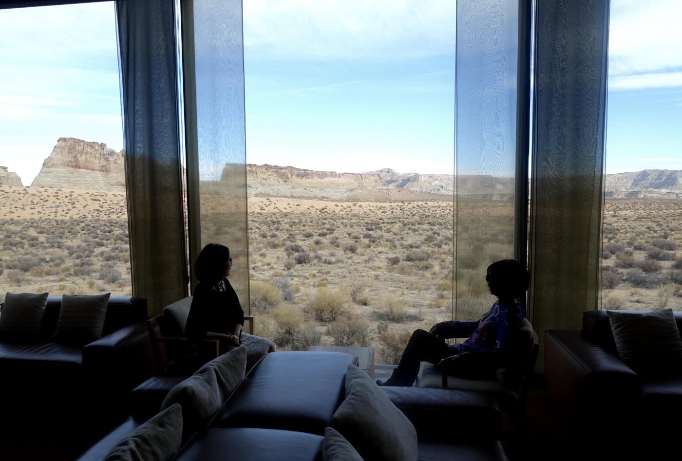 在渺无人烟的大沙漠中如何自得其乐_图1-6