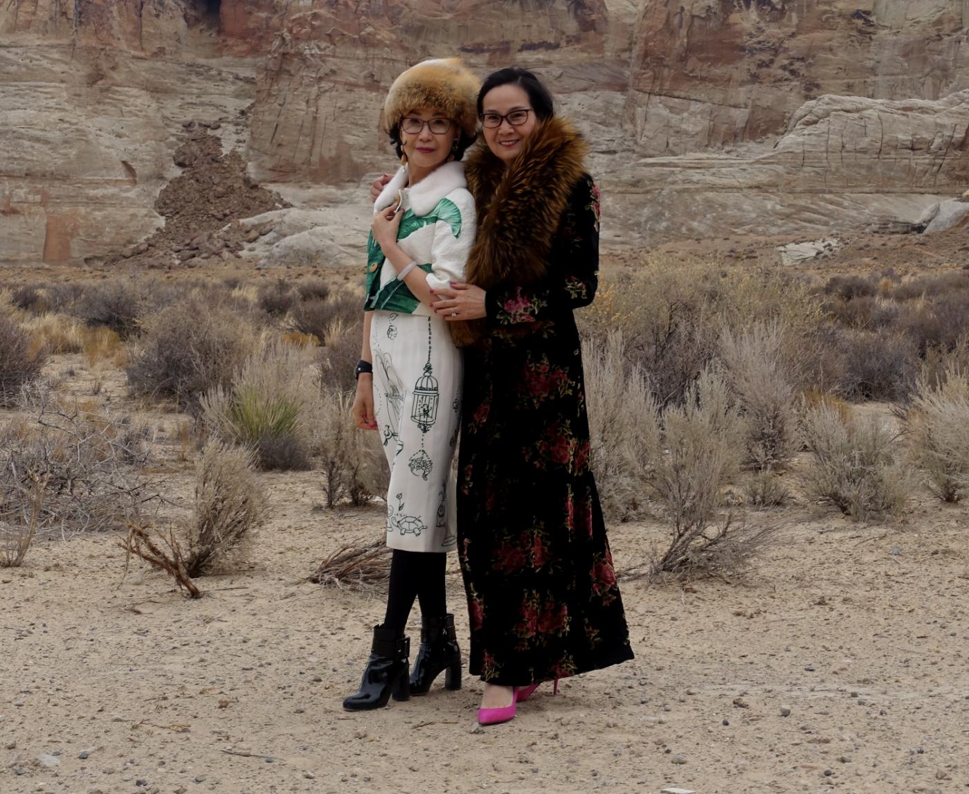 在渺无人烟的大沙漠中如何自得其乐_图1-28