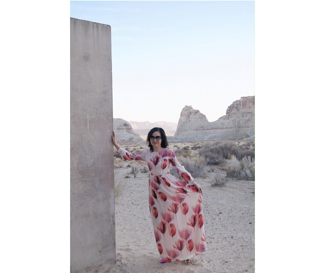 在渺无人烟的大沙漠中如何自得其乐_图1-38