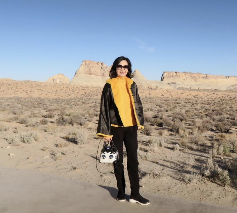 在渺无人烟的大沙漠中如何自得其乐_图1-30