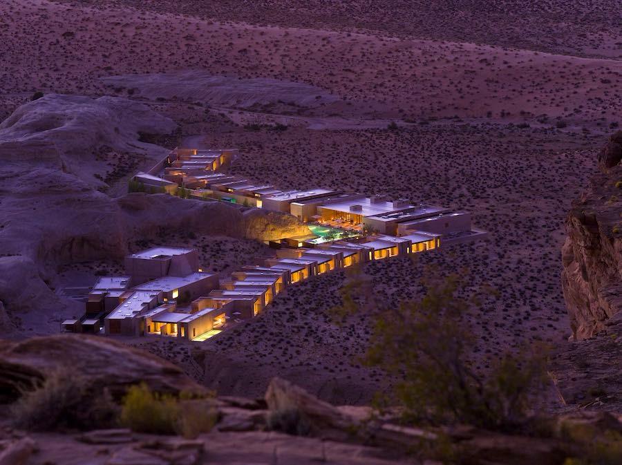 在渺无人烟的大沙漠中如何自得其乐_图1-9