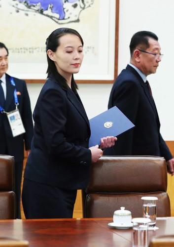 """金正恩果然在搞""""美女外交""""_圖1-2"""