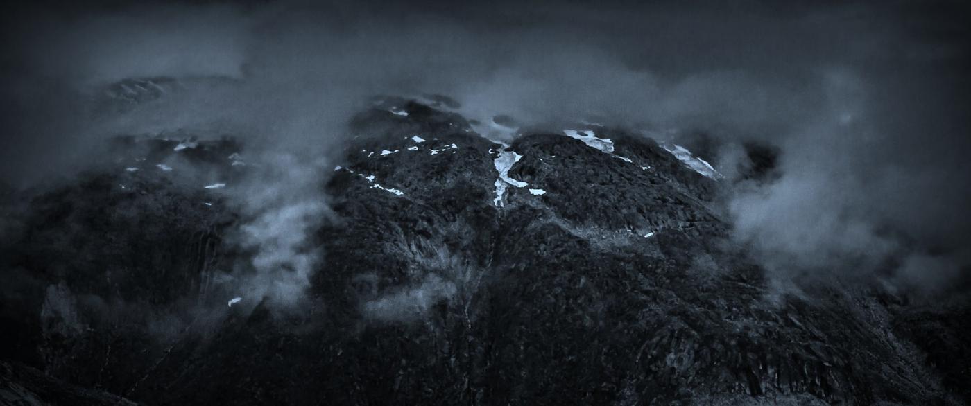 阿拉斯加,高山冰川流水_图1-3