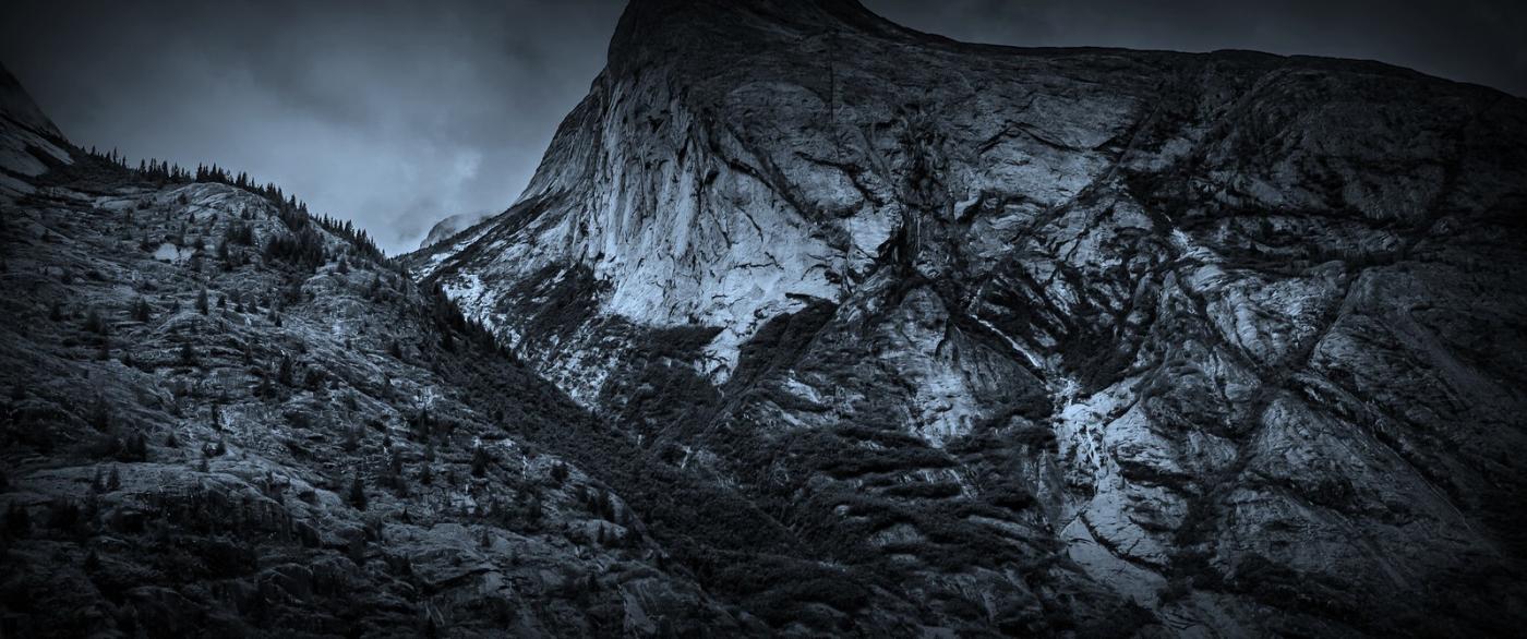 阿拉斯加,高山冰川流水_图1-4