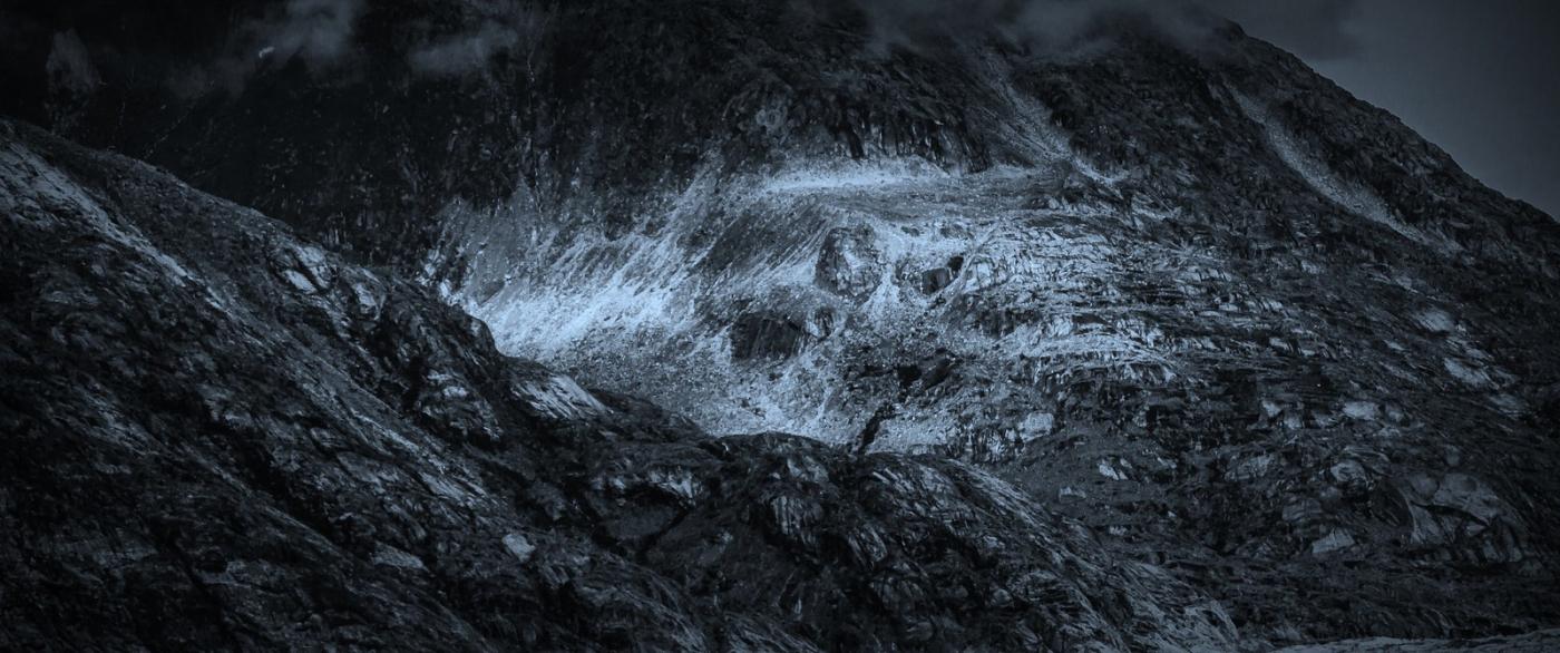 阿拉斯加,高山冰川流水_图1-7