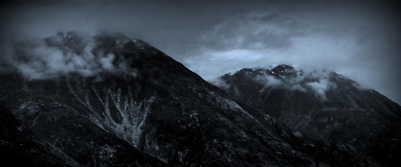 阿拉斯加,高山冰川流水_图1-8