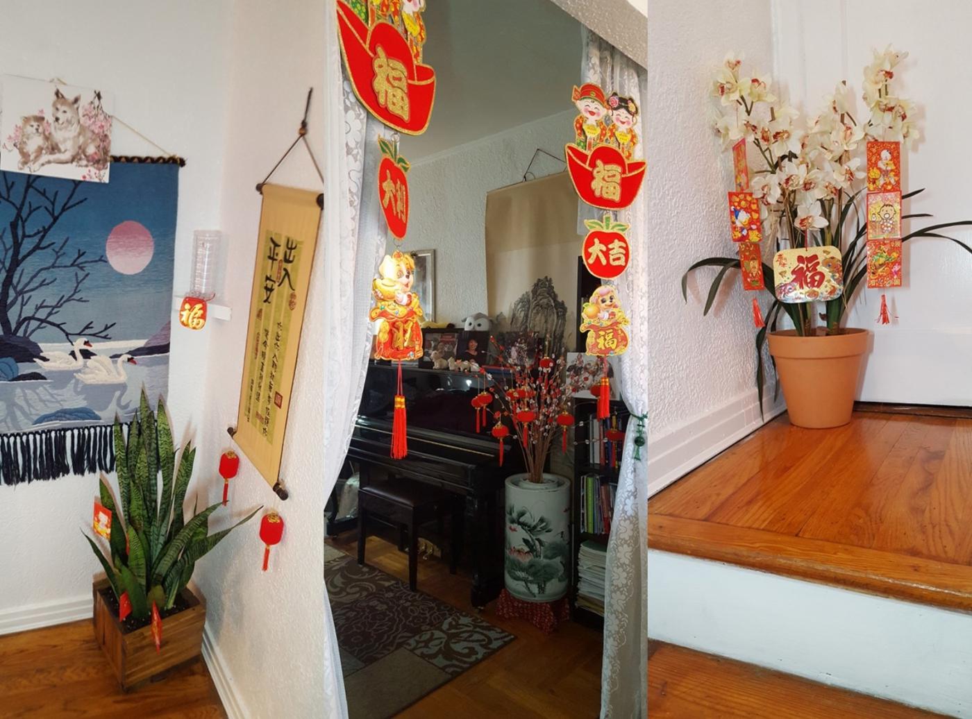 [田螺随拍]过年家居的装饰也是对父母亲的一种传承_图1-1