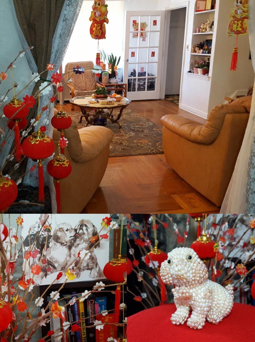 [田螺随拍]过年家居的装饰也是对父母亲的一种传承_图1-2